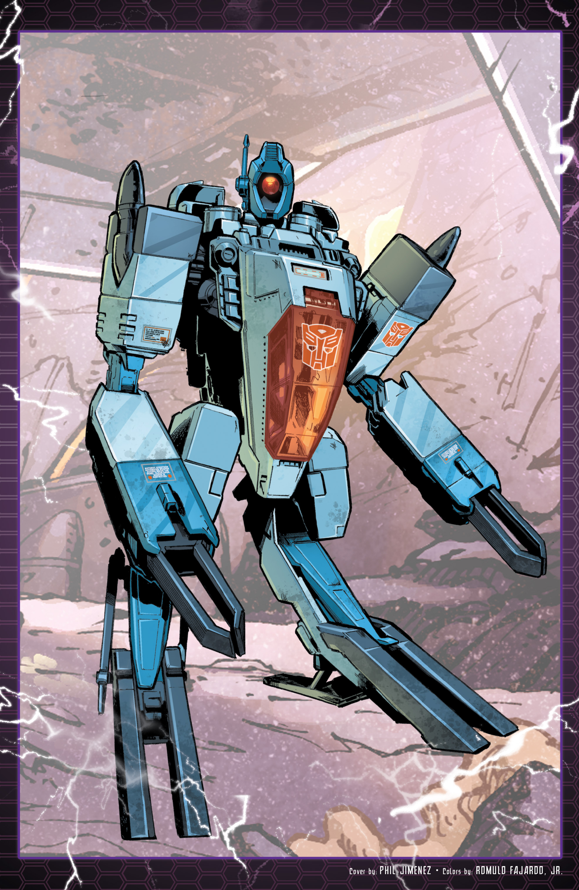 Read online The Transformers: Dark Cybertron Finale comic -  Issue # Full - 76