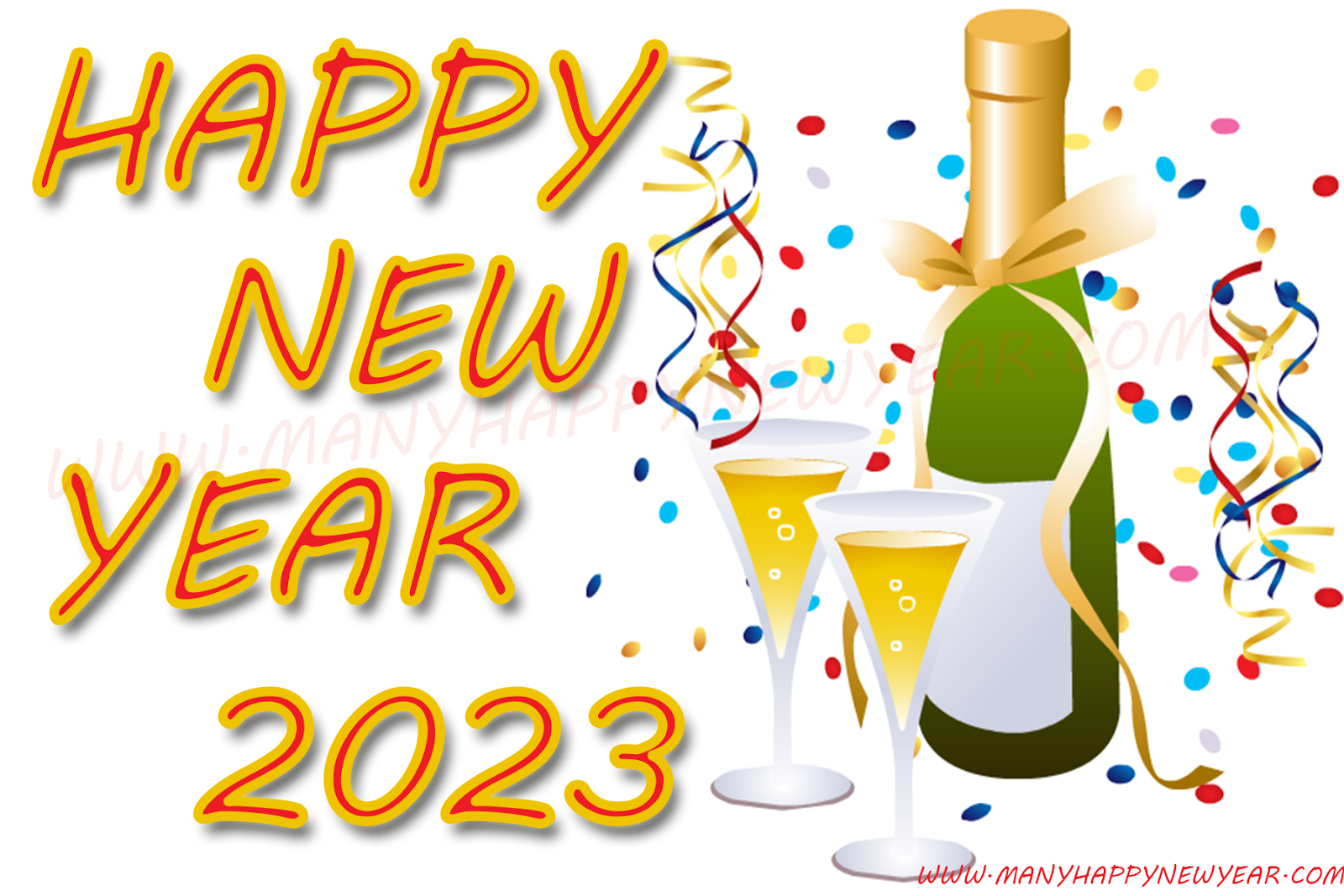 Happy New Year images 2023 inspiring whatsapp and facebook status ...