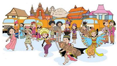ragam kebiasaan indonesia