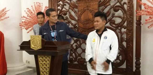 Pencetus Bendera Asian Games Dari Bambu: Dihujat Biasa Saja, Tambah Senang Saya