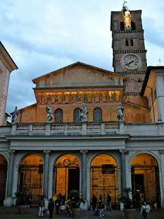 nite life oscar marin - A alma de Trastevere