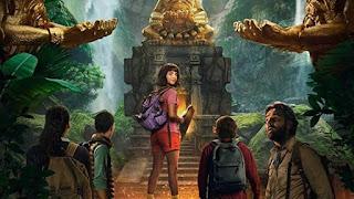 Live-Action 'Dora The Explorer' Berpetualang Pecahkan Misteri Inca Kuno