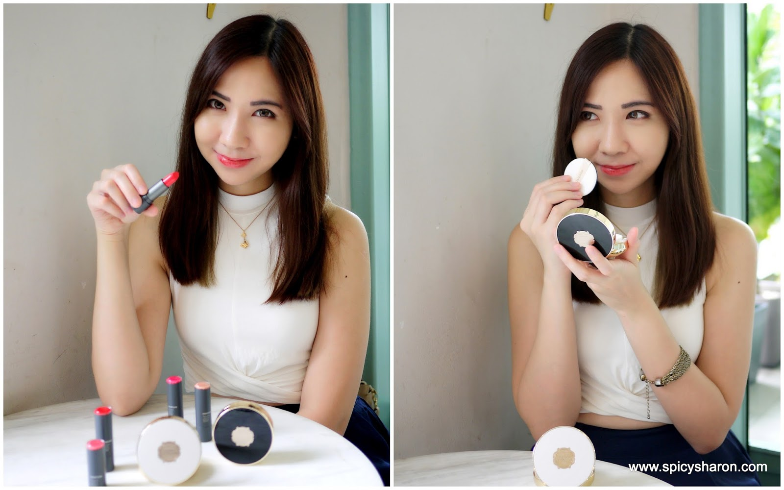 The Face Shop Miracle Finish Cushions & Moisture Touch Lipsticks ...