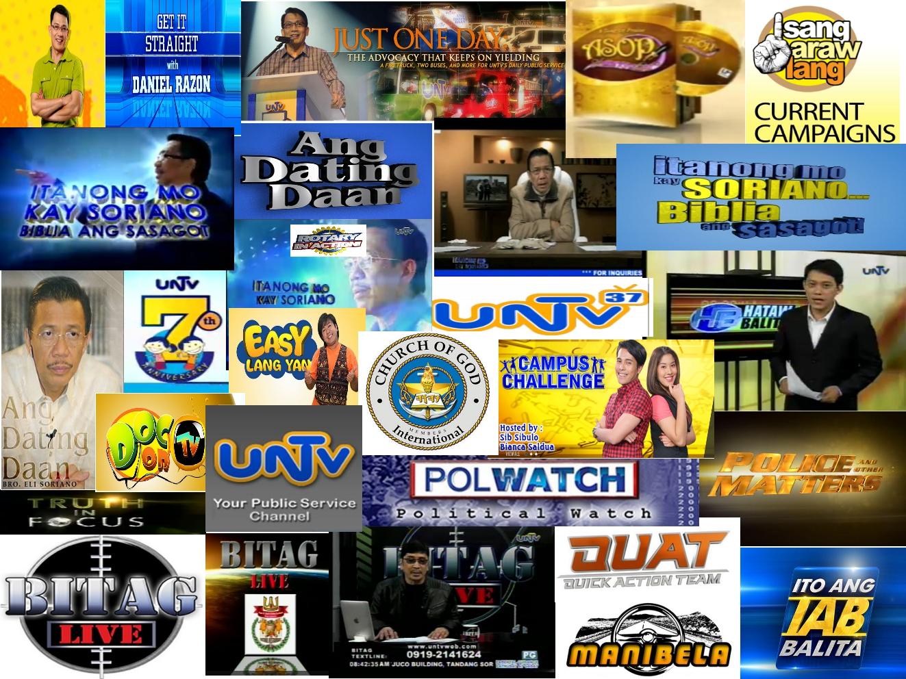 Untv 37 and dating daan philippines