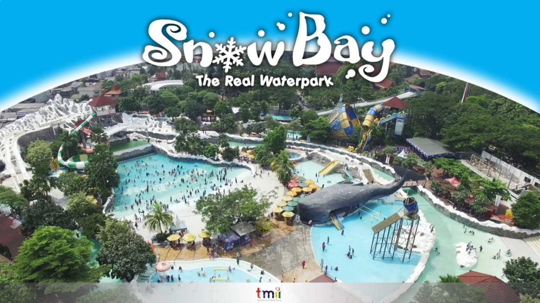 Tempat Wisata Air SnowBay Water Park