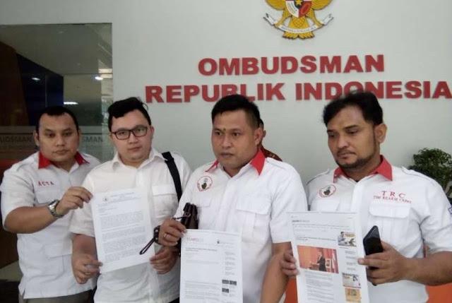 ACTA Laporkan Jokowi ke Bawaslu soal Seruan Pakai Baju Putih ke TPS