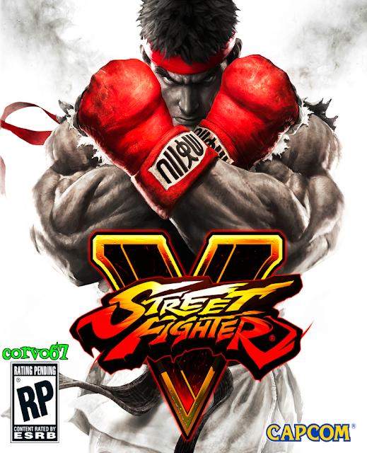 Jogo Street Fighter V Completo, Street Fighter V Download Completo Grátis, Street Fighter V Grátis, Update Street Fighter V