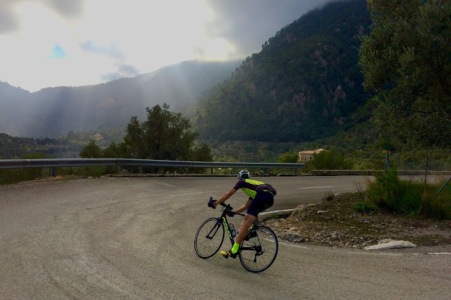 Mallorca cycling tim wiggins