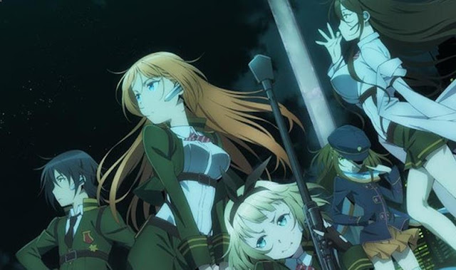 Taimadou Gakuen 35 Shiken Shoutai - Anime Tokoh Utama Menggunakan Pedang