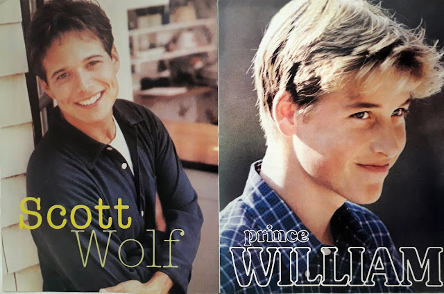 SCOTT WOLF & PRINCE WILLIAMS