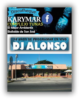 Las tunas restaurante, lugares para bailar en San Jose, karaoke las tunas, Karymar alonso