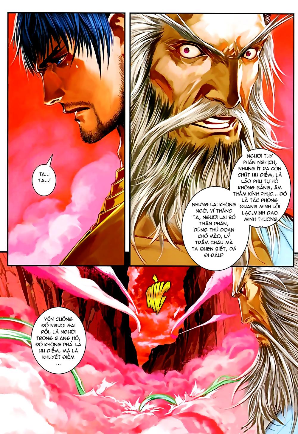 Ôn Thuỵ An Quần Hiệp Truyện Phần 2 chapter 33 trang 26