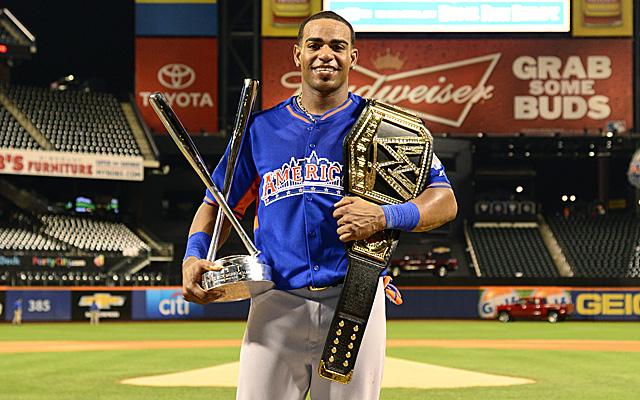 El slugger cubano ya ha estado dos veces en Juego de las Estrellas, ha ganado dos Home Run Derby y tiene un Guante de Oro