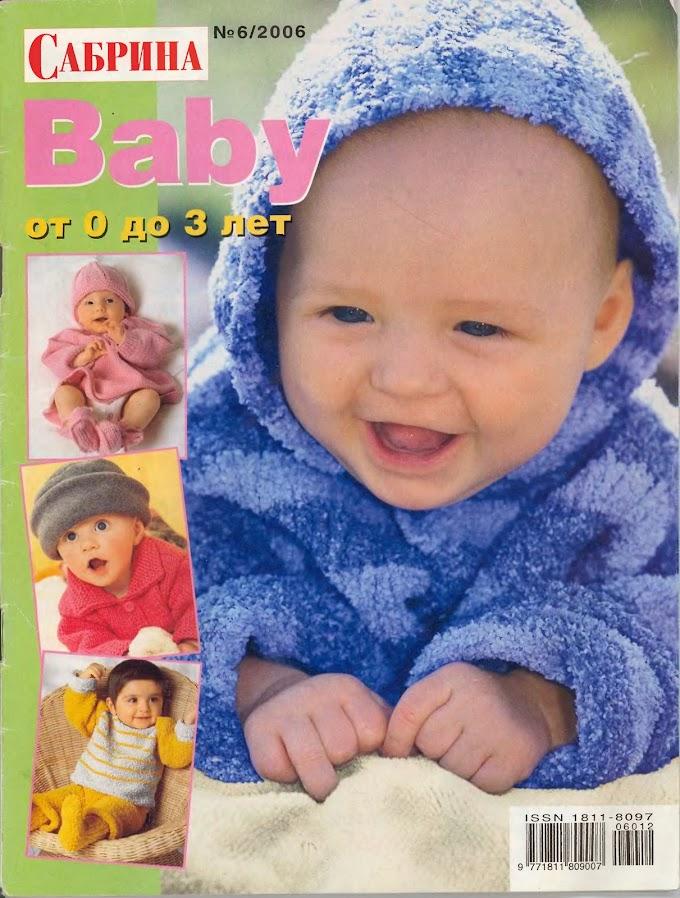 Revista Baby -Tricô Bebê