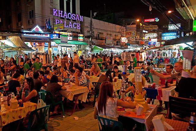 Cẩm nang du lịch tại xứ sở chùa vàng Thái Lan