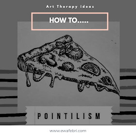 How to do pointilism