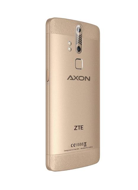 """""""สมาร์ทโฟนเรือธง Axon"""""""