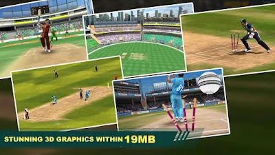 Real-Time Multiplayer Cricket Game