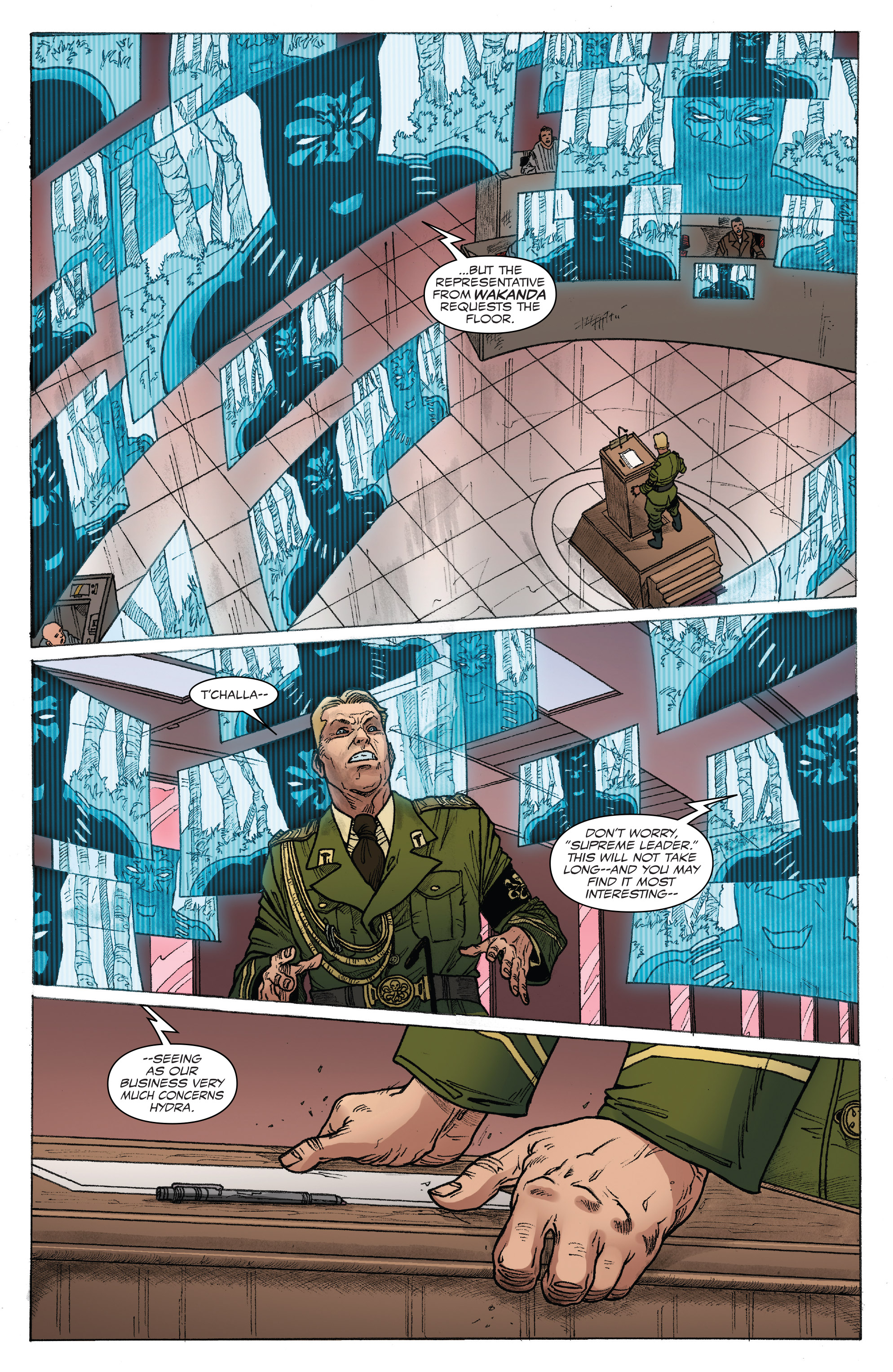 Read online Captain America: Steve Rogers comic -  Issue #18 - 17