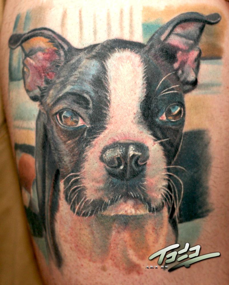 ABT Tattoo Studio: Realistic Portrait Tattoos By Todo