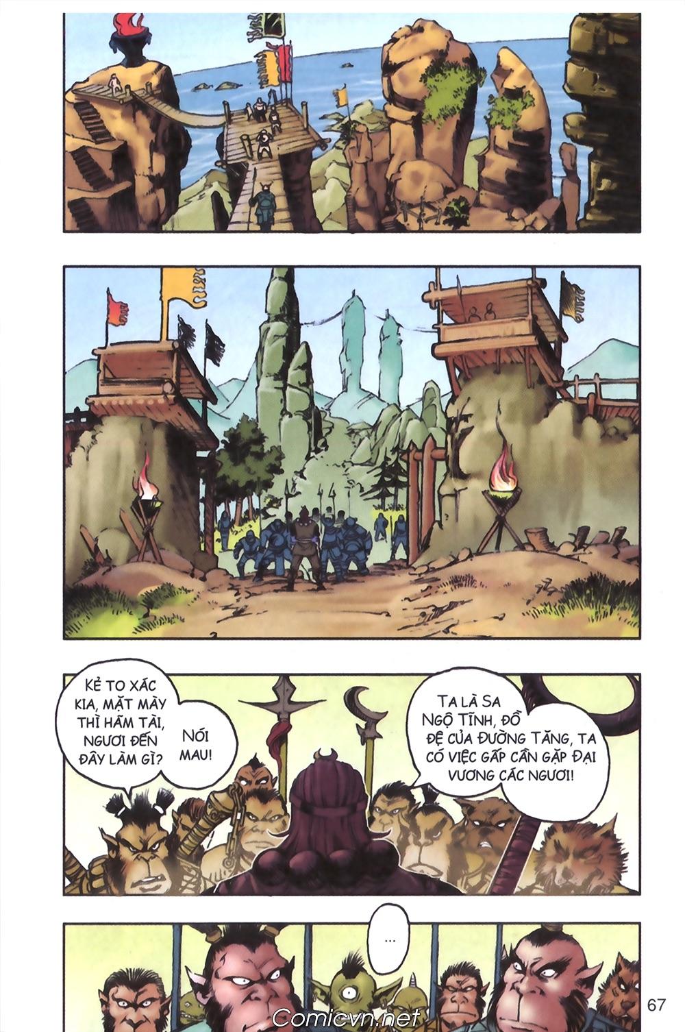 Tây Du Ký màu - Chapter 102 - Pic 37