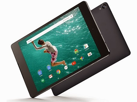 Google tablet HTC Nexus 9