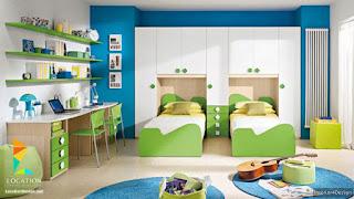 Modern Children's Rooms For Boys 30