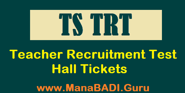 TS Recruitment, TS TRT, TSPSC TRT, Teacher Recruitment Test, Preliminary key, Final Key