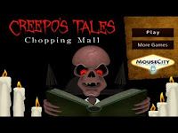 Check out #CarmelGames spoof of #TalesFromTheCrypt #CreeposTales. The first installment-Chopping Mall! #Halloween #HalloweenGames
