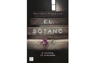 Reseña El sótano Natasha Preston