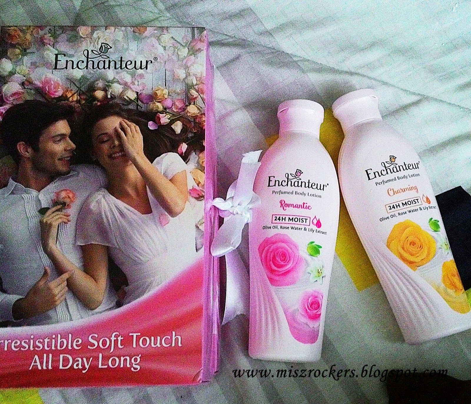 ENCHANTEUR 24H MOIST LOSYEN
