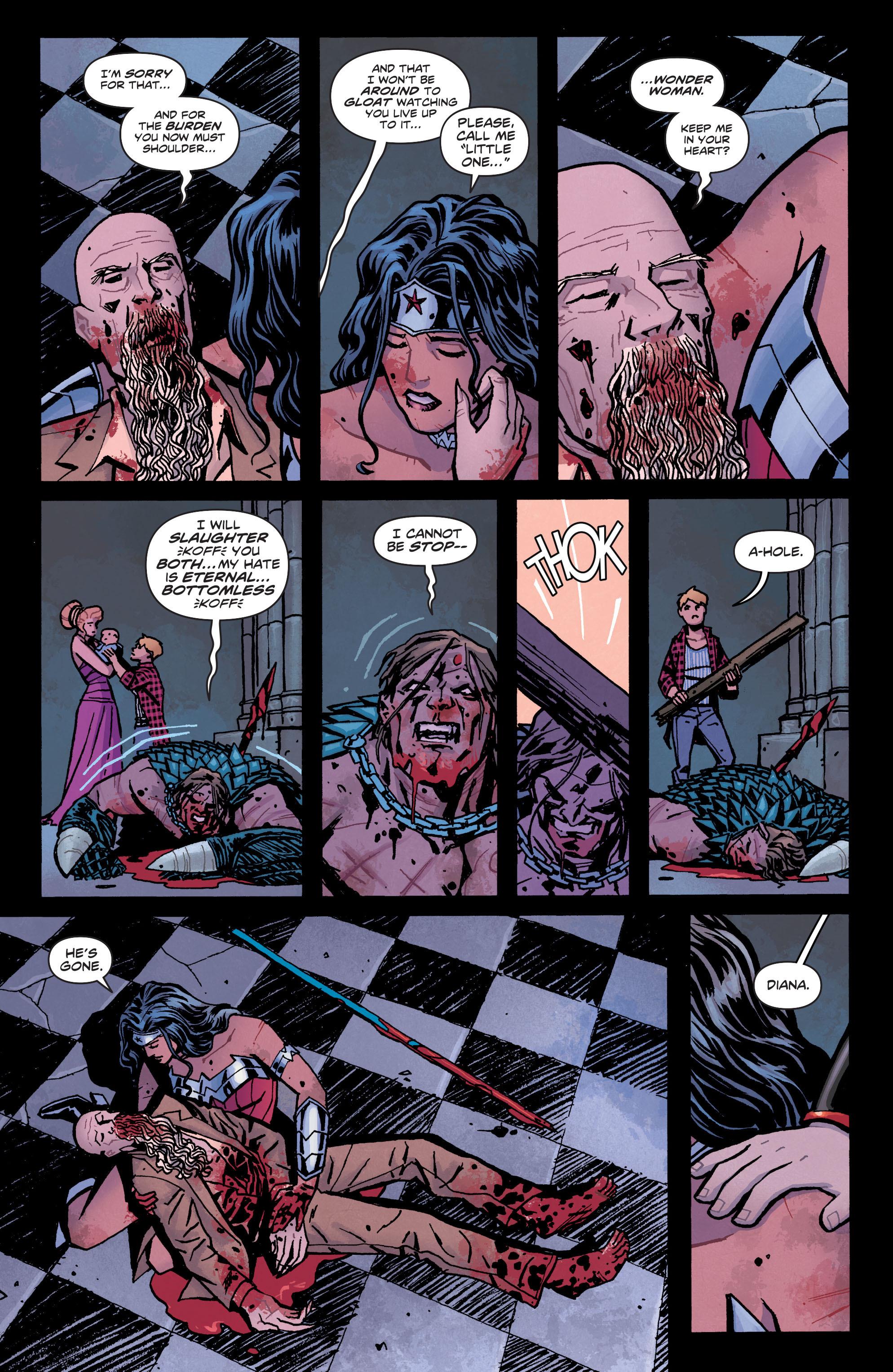 Read online Wonder Woman (2011) comic -  Issue #23 - 18