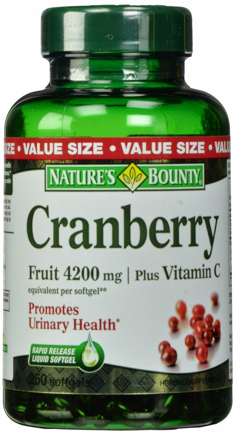 Nature's Bounty Cranberry Fruit