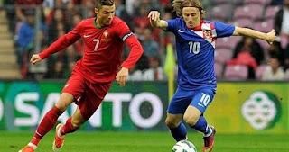 موعد مشاهدة مباراة البرتغال وكرواتيا الودية  الخميس 06-09-2018 والقناة الناقلة