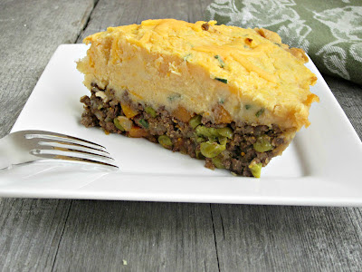 A New Take on Shepherd's Pie