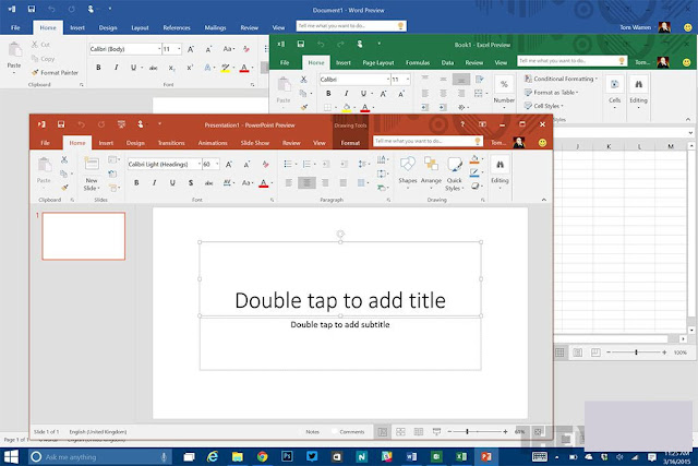 Microsoft Office Professional 2016 New Version