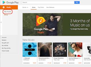 طريقة, نقل, موسيقى, Google ,Play, إلى, iTunes