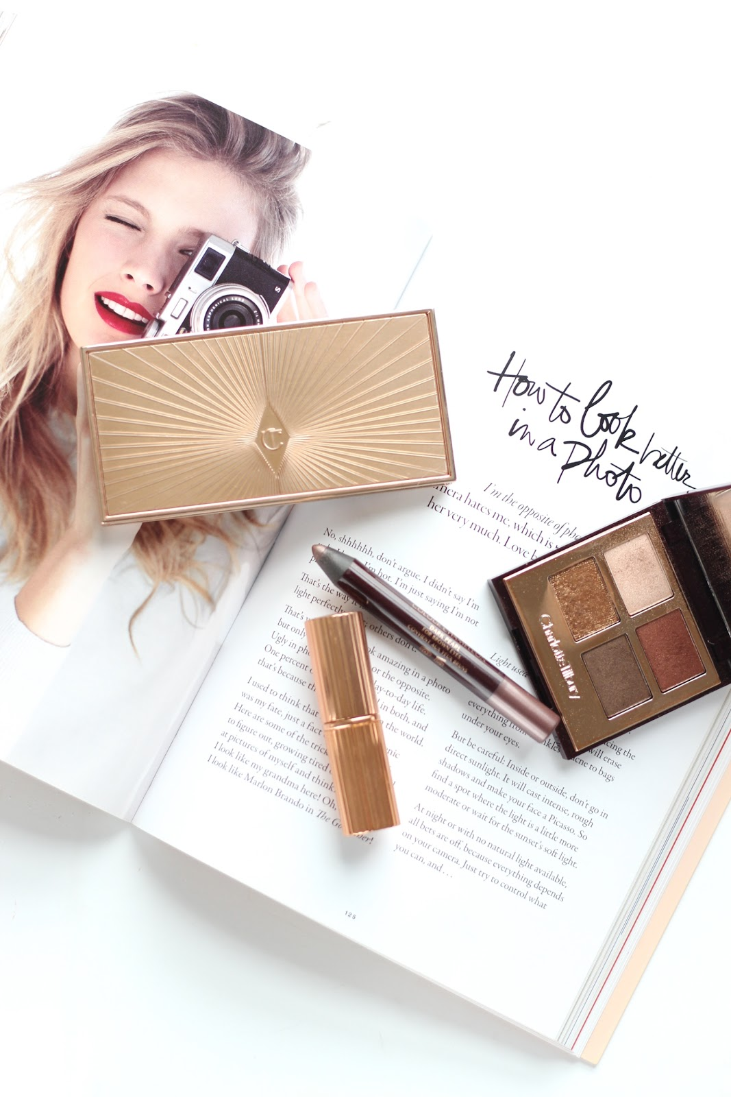 Charlotte Tilbury Products Worth The Splurge.