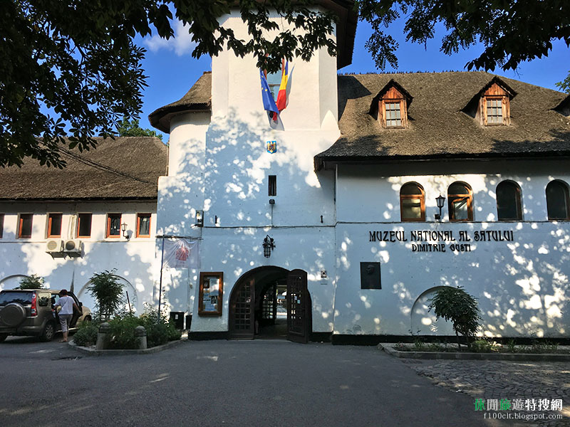 [羅馬尼亞.布加勒斯特] 羅馬尼亞農村博物館:羅馬尼亞在各個地區及不同時期的建築風格展示