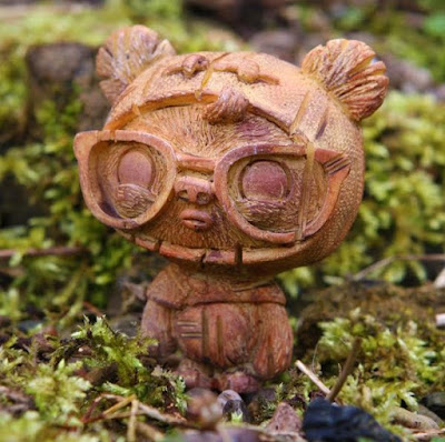 Geeky Tiki GeekWok Star Wars Resin Figure by UME Toys