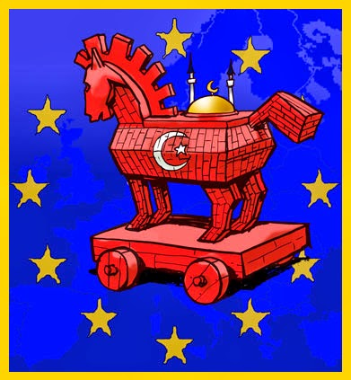 Afbeeldingsresultaat voor islam paard van troje