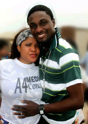 Adeniyi Johnson denies trying to reconcile with estranged wife, Toyin Aimakhu