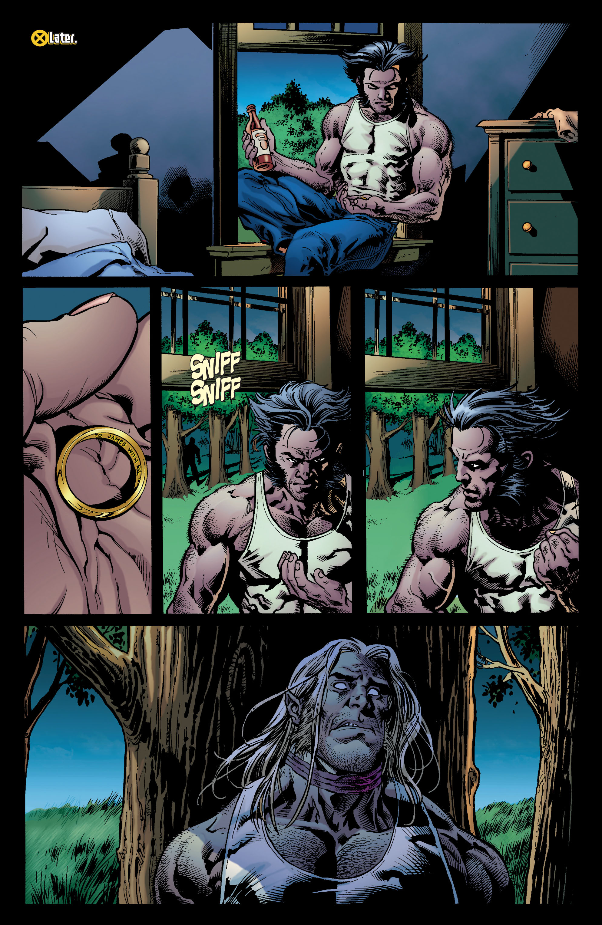 Read online Ultimate X-Men comic -  Issue #74 - 17