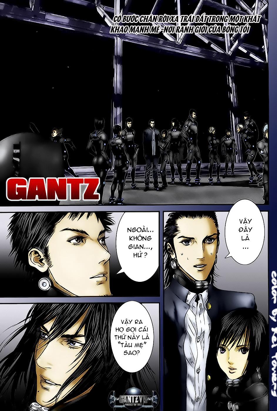 Gantz chap 368 trang 3