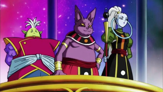dragon ball super universe 6