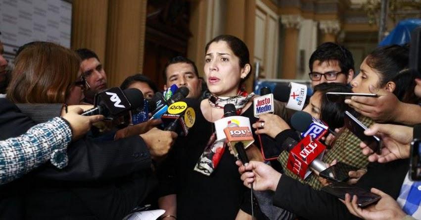 CEN y comité político de Fuerza Popular ponen sus cargos a disposición