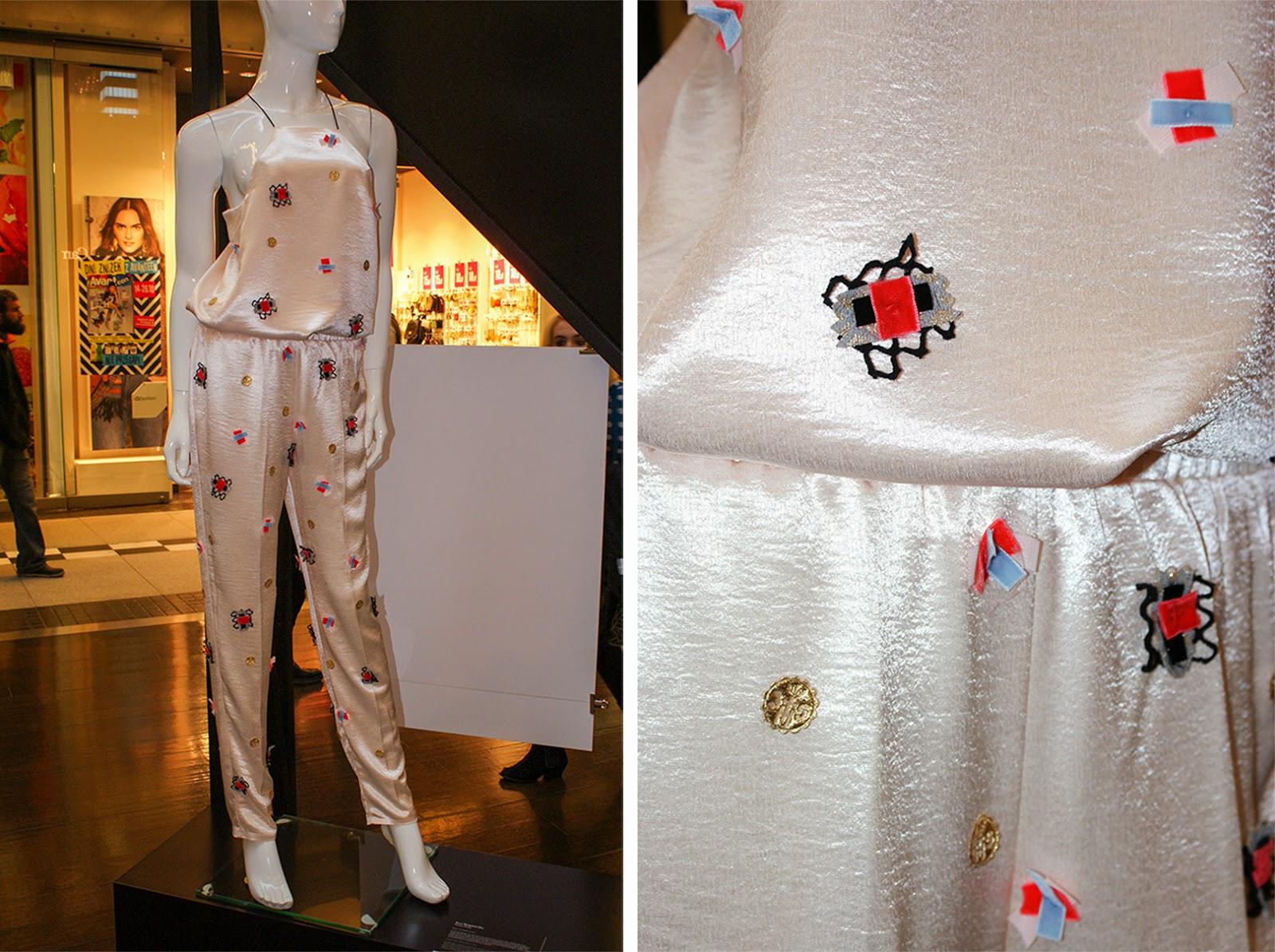 projekty ubrań