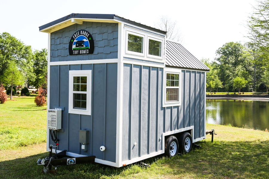 The Free Range Cottage 210 Sq Ft Tiny House Town