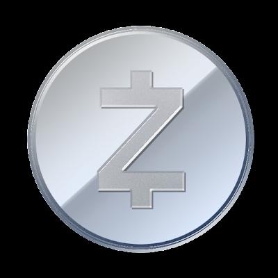 Zcashのフリー素材(アルミver)