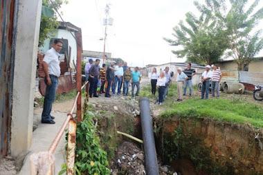 Villa Millenium contará con una nueva red de aguas servidas